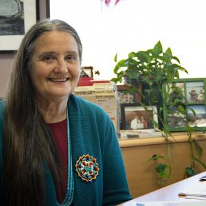 Dede Yazzie Devine, CEO of Native American Connections